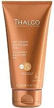 Voňavky, Parfémy, kozmetika Opaľovacie mlieko - Thalgo Age Defence Sun Lotion SPF 15