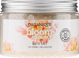 """Voňavky, Parfémy, kozmetika Relaxačná soľ do kúpeľa """"Bloom Essence"""" - Organique"""