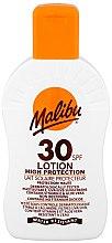 Voňavky, Parfémy, kozmetika Hydratačné mlieko na opaľovanie SPF 30 - Malibu Lotion Hight Protection