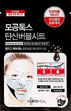 Voňavky, Parfémy, kozmetika Kozmetická maska - Mediheal Mogongtox Soda Bubble Sheet