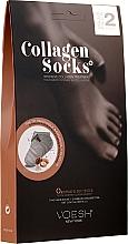 Voňavky, Parfémy, kozmetika Kolagénové ponožky - Voesh Collagen Socks Value Pack