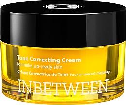 Voňavky, Parfémy, kozmetika Krémový primer na korekciu tónu pleti tváre a predĺženie trvanlivosti make-upu - Blithe Inbetween Tone Correcting Cream