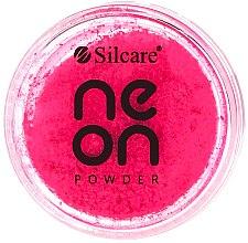 Voňavky, Parfémy, kozmetika Prášok na nechty - Silcare Neon Powder