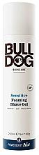 Voňavky, Parfémy, kozmetika Pena po holení - Bulldog Skincare Sensitive Foaming Shave Gel