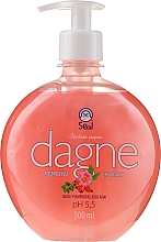"""Voňavky, Parfémy, kozmetika Tekuté mydlo """"Šípka"""" - Seal Cosmetics Dagne Liquid Soap"""