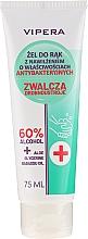 Voňavky, Parfémy, kozmetika Antibakteriálny gél na ruky s hydratačným účinkom - Vipera Antibacterial Hand Gel