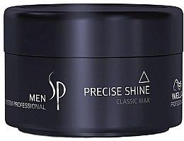 Voňavky, Parfémy, kozmetika Vosk na úpravu a lesk vlasov - Wella SP Men Precise Shine Classic Wax
