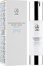 Voňavky, Parfémy, kozmetika Regeneračný nočný krém proti vráskam - Lambre Ultra Hyaluronic