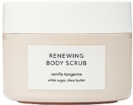 Voňavky, Parfémy, kozmetika Scrub na telo - Estelle & Thild Vanilla Tangerine Renewing Body Scrub