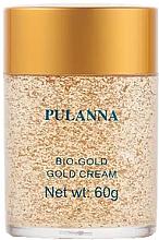 Voňavky, Parfémy, kozmetika Krém na tvár a krk Biozlato - Pulanna Bio-Gold Gold Cream