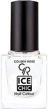 Voňavky, Parfémy, kozmetika Lak na nechty - Golden Rose Ice Chic Nail Colour