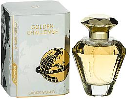 Voňavky, Parfémy, kozmetika Omerta Golden Challenge Ladies World - Parfumovaná voda