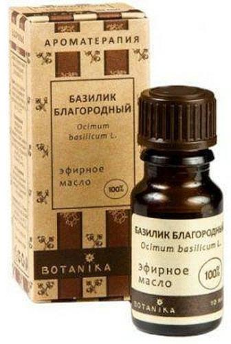 Esenciálny olej Bazalka pravá - Botavikos