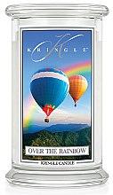 Voňavky, Parfémy, kozmetika Vonná sviečka v tube - Kringle Candle Over the Rainbow