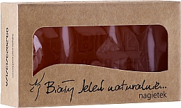 Voňavky, Parfémy, kozmetika Hypoalergénne mydlo, extrakt z nechtíka - Bialy Jelen Hypoallergenic Soap Extract Calendula