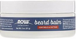 Voňavky, Parfémy, kozmetika Balzam na bradu - Now Foods Controls & Softens Beard Balm