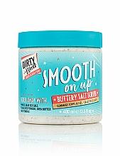 Voňavky, Parfémy, kozmetika Maslovo-soľný scrub na telo - Dirty Works Smooth On Up Buttery Salt Scrub