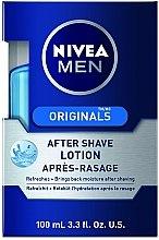 """Hydratačný lotion po holení """"Klasický"""" - Nivea For Men After Shave Lotion — Obrázky N4"""