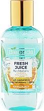 """Voňavky, Parfémy, kozmetika Hydratačná micelárna tekutina na tvár """"Pomaranč"""" - Bielenda Fresh Juice Micellar Water Orange"""