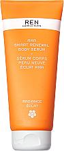 Voňavky, Parfémy, kozmetika Obnovujúce sérum na telo - Ren Radiance Clean Skincare AHA Smart Renewal Body Serum