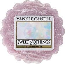 Voňavky, Parfémy, kozmetika Aromatický vosk - Yankee Candle Sweet Nothings Tarts Wax Melts