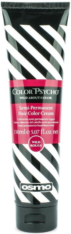 Odolná krém-farba na vlasy - Osmo Color Psycho Hair Color Cream — Obrázky N1