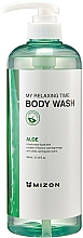 Voňavky, Parfémy, kozmetika Sprchový gél s aloe - Mizon My Relaxing Time Body Wash