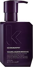 Voňavky, Parfémy, kozmetika Revatalizačná zmäkčujúca maska pre suché a poškodené vlasy - Kevin.Murphy Young.Again.Masque