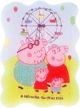 """Voňavky, Parfémy, kozmetika Detská špongia do kúpeľa """"Peppa Pig"""" zábavný park - Suavipiel Peppa Pig Bath Sponge"""