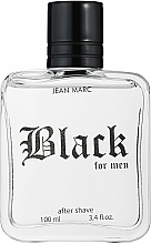 Voňavky, Parfémy, kozmetika Jean Marc X Black - Mlieko po holení