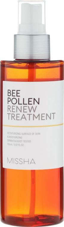 Obnovujúci tonikum - Missha Bee Pollen Renew Treatment — Obrázky N2
