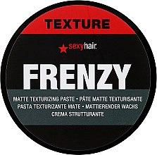 Voňavky, Parfémy, kozmetika Texturizačný objemový krém na vlasy - SexyHair StyleSexyHair Frenzy Flexible Texturizing Paste