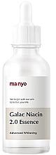 Voňavky, Parfémy, kozmetika Intenzívna esencia s galactomisisom a niacínamidom - Manyo Galac Niacin 2.0 Essenc