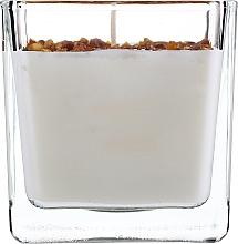 Voňavky, Parfémy, kozmetika Prírodná parfumovaná sviečka - Ringa Black Afragano With Amber Candle