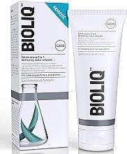 Voňavky, Parfémy, kozmetika 3 v 1 umývací gél na tvár, telo a vlasy - Bioliq Clean Cleansing Gel For Face Body And Hair