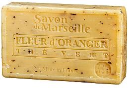 Voňavky, Parfémy, kozmetika Prírodné mydlo - La Maison du Savon de Marseille Orange Blossom & Green Tea Soap
