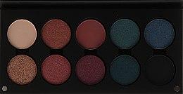 Voňavky, Parfémy, kozmetika Paleta očných tieňov - Ibra Makeup Color Mix
