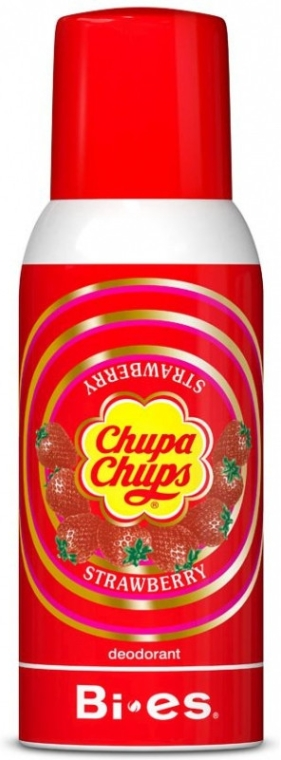 Bi-Es Chupa Chups Strawberry - Dezodorant