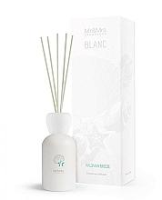 """Voňavky, Parfémy, kozmetika Aromatický difúzor """"Maldivský vánok"""" - Mr&Mrs Fragrance Blanc Maldivian Breeze"""