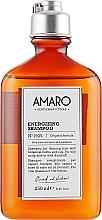 Voňavky, Parfémy, kozmetika Energetický šampón  - FarmaVita Amaro Energizing Shampoo