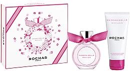 Voňavky, Parfémy, kozmetika Rochas Mademoiselle Rochas Eau de Toilette - Sada (edt/50ml + b/lot/100ml)