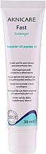 Voňavky, Parfémy, kozmetika Gélový krém na pokožku náchylnú na seboreu a akné - Synchroline Aknicare Fast Cream Gel