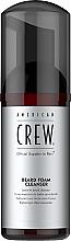 Voňavky, Parfémy, kozmetika Pena na fuzy a bradu - American Crew Beard Foam Cleanser