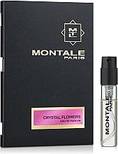Voňavky, Parfémy, kozmetika Montale Crystal Flowers - Parfumovaná voda (vzorka)