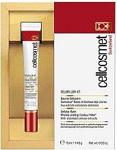 Voňavky, Parfémy, kozmetika Bunkový balzam filler na tvár a kontúru pier - Cellcosmet Cellfiller-XT
