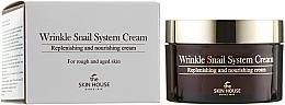 Voňavky, Parfémy, kozmetika Anti-aging slimačí krém - The Skin House Wrinkle Snail System Cream