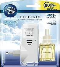 """Voňavky, Parfémy, kozmetika Sada na aromatizáciu """"Anti-tabak"""" - Ambi Pur (diffuser/1szt+refill/21.5ml)"""