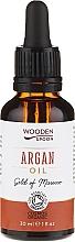 Voňavky, Parfémy, kozmetika Arganový olej - Wooden Spoon 100% Pure Argan Oil