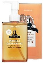 Voňavky, Parfémy, kozmetika Hydrofilný olej - Etude House Real Art Cleansing Oil Perfect