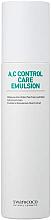 Voňavky, Parfémy, kozmetika Emulzia na tvár - Swanicoco A.C Control Care Emulsion